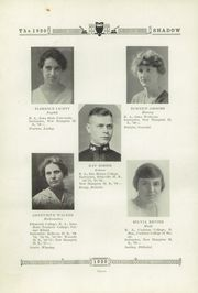 Page 16, 1920 Edition, New Hampton High School - Shadow Yearbook (New Hampton, IA) online yearbook collection