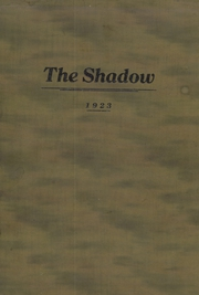 Page 1, 1923 Edition, New Hampton High School - Shadow Yearbook (New Hampton, IA) online yearbook collection