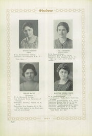 Page 14, 1923 Edition, New Hampton High School - Shadow Yearbook (New Hampton, IA) online yearbook collection