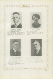 Page 15, 1923 Edition, New Hampton High School - Shadow Yearbook (New Hampton, IA) online yearbook collection