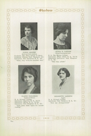 Page 16, 1923 Edition, New Hampton High School - Shadow Yearbook (New Hampton, IA) online yearbook collection