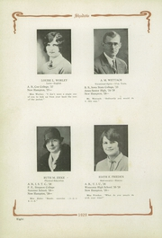 Page 14, 1929 Edition, New Hampton High School - Shadow Yearbook (New Hampton, IA) online yearbook collection