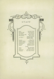 Page 6, 1929 Edition, New Hampton High School - Shadow Yearbook (New Hampton, IA) online yearbook collection