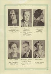 Page 14, 1928 Edition, Shenandoah High School - Shenandoah Yearbook (Shenandoah, IA) online yearbook collection