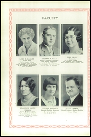 Page 16, 1931 Edition, Shenandoah High School - Shenandoah Yearbook (Shenandoah, IA) online yearbook collection