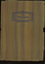 Page 1, 1932 Edition, Shenandoah High School - Shenandoah Yearbook (Shenandoah, IA) online yearbook collection