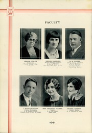 Page 12, 1932 Edition, Shenandoah High School - Shenandoah Yearbook (Shenandoah, IA) online yearbook collection