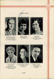 Page 13, 1932 Edition, Shenandoah High School - Shenandoah Yearbook (Shenandoah, IA) online yearbook collection