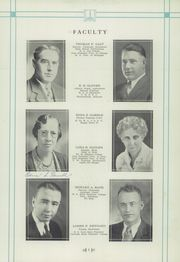 Page 11, 1933 Edition, Shenandoah High School - Shenandoah Yearbook (Shenandoah, IA) online yearbook collection