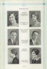 Page 12, 1933 Edition, Shenandoah High School - Shenandoah Yearbook (Shenandoah, IA) online yearbook collection