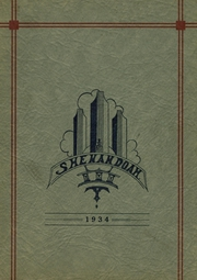 Page 1, 1934 Edition, Shenandoah High School - Shenandoah Yearbook (Shenandoah, IA) online yearbook collection