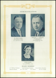 Page 12, 1934 Edition, Shenandoah High School - Shenandoah Yearbook (Shenandoah, IA) online yearbook collection