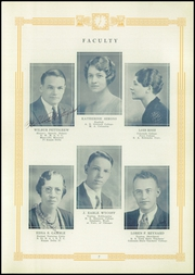 Page 13, 1934 Edition, Shenandoah High School - Shenandoah Yearbook (Shenandoah, IA) online yearbook collection