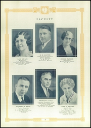 Page 14, 1934 Edition, Shenandoah High School - Shenandoah Yearbook (Shenandoah, IA) online yearbook collection