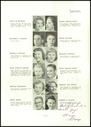 Page 17, 1954 Edition, Shenandoah High School - Shenandoah Yearbook (Shenandoah, IA) online yearbook collection