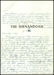 Page 3, 1954 Edition, Shenandoah High School - Shenandoah Yearbook (Shenandoah, IA) online yearbook collection