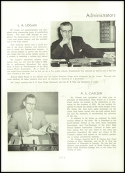 Page 9, 1954 Edition, Shenandoah High School - Shenandoah Yearbook (Shenandoah, IA) online yearbook collection