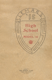 Page 1, 1916 Edition, Le Mars Community High School - Bark Yearbook (Le Mars, IA) online yearbook collection