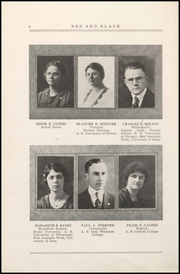 Page 12, 1921 Edition, Le Mars Community High School - Bark Yearbook (Le Mars, IA) online yearbook collection
