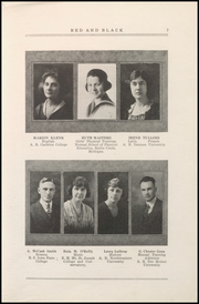 Page 13, 1921 Edition, Le Mars Community High School - Bark Yearbook (Le Mars, IA) online yearbook collection