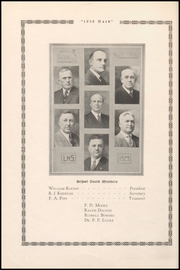 Page 14, 1930 Edition, Le Mars Community High School - Bark Yearbook (Le Mars, IA) online yearbook collection