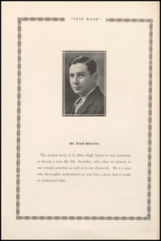 Page 16, 1930 Edition, Le Mars Community High School - Bark Yearbook (Le Mars, IA) online yearbook collection