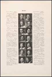 Page 13, 1934 Edition, Le Mars Community High School - Bark Yearbook (Le Mars, IA) online yearbook collection