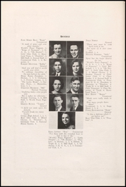 Page 14, 1934 Edition, Le Mars Community High School - Bark Yearbook (Le Mars, IA) online yearbook collection