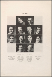 Page 9, 1934 Edition, Le Mars Community High School - Bark Yearbook (Le Mars, IA) online yearbook collection