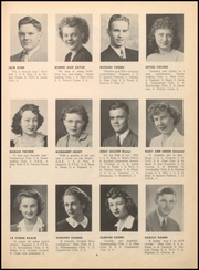 Page 13, 1944 Edition, Le Mars Community High School - Bark Yearbook (Le Mars, IA) online yearbook collection