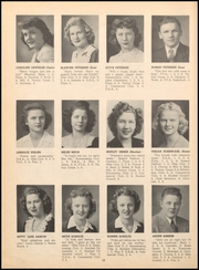 Page 16, 1944 Edition, Le Mars Community High School - Bark Yearbook (Le Mars, IA) online yearbook collection