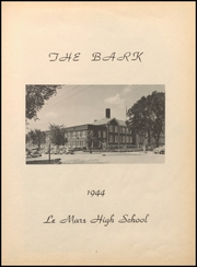 Page 5, 1944 Edition, Le Mars Community High School - Bark Yearbook (Le Mars, IA) online yearbook collection