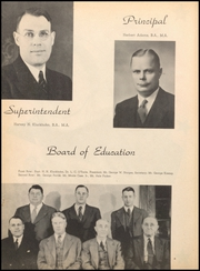 Page 8, 1944 Edition, Le Mars Community High School - Bark Yearbook (Le Mars, IA) online yearbook collection