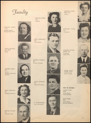 Page 9, 1944 Edition, Le Mars Community High School - Bark Yearbook (Le Mars, IA) online yearbook collection