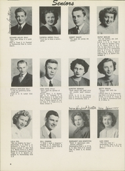 Page 12, 1947 Edition, Le Mars Community High School - Bark Yearbook (Le Mars, IA) online yearbook collection
