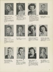 Page 13, 1947 Edition, Le Mars Community High School - Bark Yearbook (Le Mars, IA) online yearbook collection