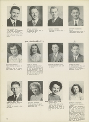 Page 14, 1947 Edition, Le Mars Community High School - Bark Yearbook (Le Mars, IA) online yearbook collection