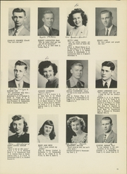 Page 15, 1947 Edition, Le Mars Community High School - Bark Yearbook (Le Mars, IA) online yearbook collection