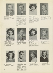 Page 16, 1947 Edition, Le Mars Community High School - Bark Yearbook (Le Mars, IA) online yearbook collection
