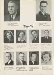 Page 8, 1947 Edition, Le Mars Community High School - Bark Yearbook (Le Mars, IA) online yearbook collection
