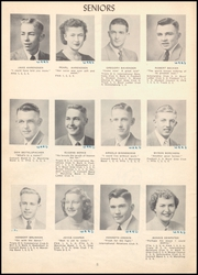 Page 12, 1950 Edition, Le Mars Community High School - Bark Yearbook (Le Mars, IA) online yearbook collection
