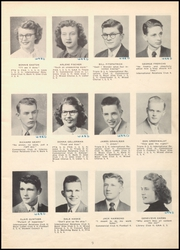 Page 13, 1950 Edition, Le Mars Community High School - Bark Yearbook (Le Mars, IA) online yearbook collection