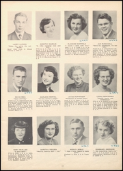 Page 15, 1950 Edition, Le Mars Community High School - Bark Yearbook (Le Mars, IA) online yearbook collection