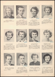 Page 17, 1950 Edition, Le Mars Community High School - Bark Yearbook (Le Mars, IA) online yearbook collection