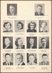 Page 8, 1950 Edition, Le Mars Community High School - Bark Yearbook (Le Mars, IA) online yearbook collection