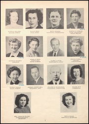 Page 9, 1950 Edition, Le Mars Community High School - Bark Yearbook (Le Mars, IA) online yearbook collection