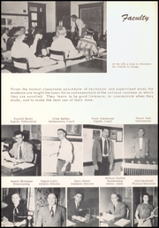 Page 10, 1954 Edition, Le Mars Community High School - Bark Yearbook (Le Mars, IA) online yearbook collection