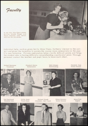 Page 11, 1954 Edition, Le Mars Community High School - Bark Yearbook (Le Mars, IA) online yearbook collection