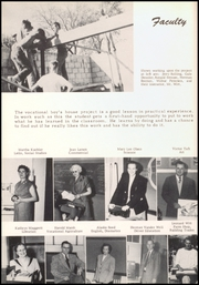 Page 12, 1954 Edition, Le Mars Community High School - Bark Yearbook (Le Mars, IA) online yearbook collection