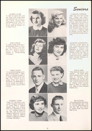 Page 16, 1954 Edition, Le Mars Community High School - Bark Yearbook (Le Mars, IA) online yearbook collection